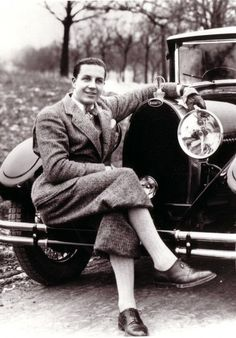 Jean Bugatti 1929