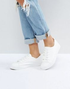 New Look Lace Up Sneaker