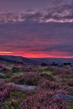 Ilkley Mooris part of the moorland which stretches between Ilkley and Keighley in West Yorkshire, England