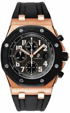 Audemars Piguet Royal Oak Offshore Chronograph $41,000