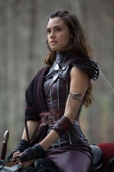 Amberle Elessedil (The Shannara Chronicles):                                                                                                                                                                                 Plus