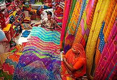 Traditional Colors of India | More on Textiles of Rajasthan, Costumes of Rajasthan (1 Articles)