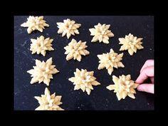 Susam mantolu yıldız kurabiye Bera Tatlı Dünyası - YouTube