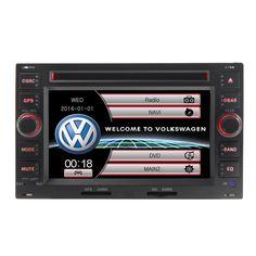 Original VW UI Car DVD Player GPS Radio Navigation For Volkswagen VW Passat B5 2000 2001 2002 2003 2004 2005