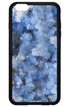 Crystal Blue iPhone 6 Plus/6s Plus Case