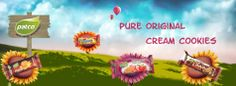 Which one Cream Cookies you like on this summer season? We provide delicious verity of #pureoriginalcreamcookies like orange cream, glucose, strawberry and #Chococream http://www.patcofood.com/product.html