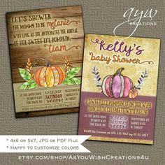 358 best unique baby shower invitations images on pinterest in 2018 fall baby shower invitations little pumpkin baby shower invitations fallbabyshowerinvitations fallbabyshower littlepumpkinbabyshowerinvitations filmwisefo