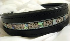 mother of pearl collar - elegant and gorgeous