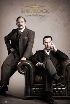 Sherlock Victorian No. 2 - Official Poster. Official Merchandise. Size: 61cm x 91.5cm. FREE SHIPPING