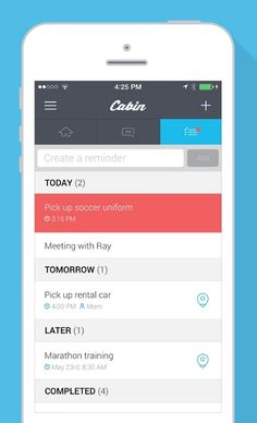 Cabin app: A private social network so families can stay connected. Free for iOS and Android.