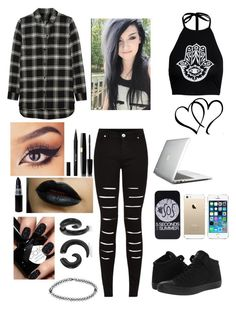 5 Seconds Of Summer - Jet Black Heart - Inspired OutFit