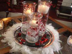 Valentine Decoration Ideas To Adding Romance In Your Event 10 Valentine Theme, Valentines Day Party, Valentines Day Decorations, Valentine Day Crafts, Love Valentines, Holiday Crafts, Valentine Ideas, Banquet Centerpieces, Centrepieces