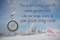 T`Aide Living Locket