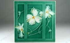 Art Nouveau & Art Deco Tiles. English. This item is sold. To visit my website to see what's in stock click here: http://www.richardhoppe.co.uk or for help or information email us here: info@richardhoppe.co.uk