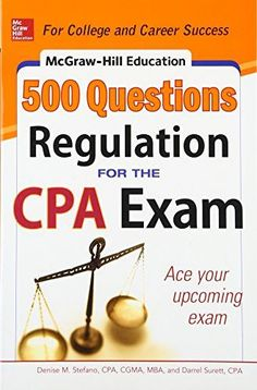 Are you caught in the middle see what strategy will work best for mcgraw hill education 500 regulation questions for the cpa exam mcgraw hills 500 fandeluxe Choice Image