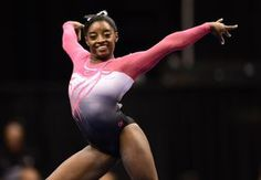 Simone Biles to lead U.S. at Pacific Rim Championships