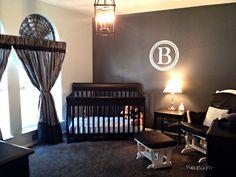 My friend Yvette's blog. Love her baby boy's room!!