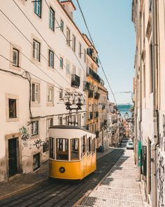 A Weekend Guide to Lisbon, Portugal - - The Lisbon Travel Guide covers must-see neighborhoods, where to eat, and things to do in Lisbon, Portugal for a weekend or longer. Also includes information for a day trip to visit the castles in Sintra. Places To Travel, Travel Destinations, Places To Go, Vacation Places, Italy Vacation, Vacation Spots, Spain And Portugal, Portugal Travel, Sintra Portugal