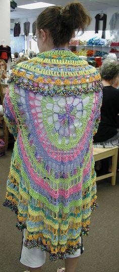 Crocheting Circles - Free Tutorials and Patterns