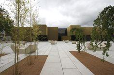 Pitágoras Arquitectos Drainage Solutions, Urban Landscape, Landscape Architecture, Contemporary, Modern, Museums, Minimalism, Centre, Sidewalk