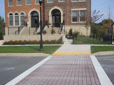 Alternative Paving Concepts StreetPrintXD crosswalks