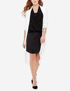 Flow and fit of black dress https://www.stitchfix.com/referral/5378806