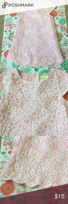 🌸Crazy 8 Pink Floral Lace Dress 2T🌸 🌸Crazy 8 Pink Floral Lace Dress 2T. EUC, like new.🌸 Crazy 8 Dresses