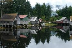 Alaska magazine: Petersburg Alaska. On the water.