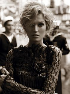 Glory Days | ToniGgarrn | Alexi Lubomirski #photography | Vogue Germany August 2012