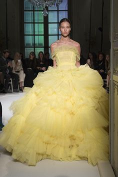 Giambattista Valli | Haute Couture - Spring 2017 | Look 46