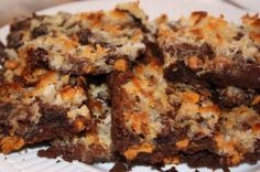 This recipe is so good and so easy. It is similar to the magic cookie bars or seven layer bars that many of us have made for years, but this version uses a cake mix for the base. I made this for our last staff lunch and everyone loved them. This is a great dessert to make when you are in a hurry. This is […]