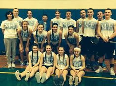 HS Badminton and Ping Pong team ends season in second place.