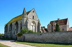 Commanderie des Templiers à Montigny-l'Allier, Picardie, France