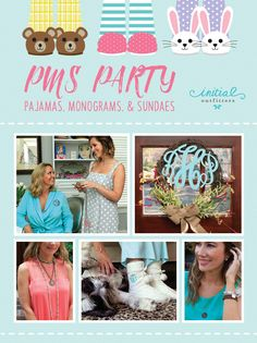 PMS Party | Initial Outfitters
