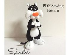 Ever Sew Nice by EverSewNice on Etsy Monkey Pattern, Dragon Pattern, Embroidery Scissors, Pdf Sewing Patterns, Digital Pattern, Wool Felt, Sewing Projects, Etsy Seller, Etsy Shop