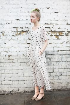 Follow us on Tumblr - Styling and Photography byTHE WHITEPEPPER  Get the dress here