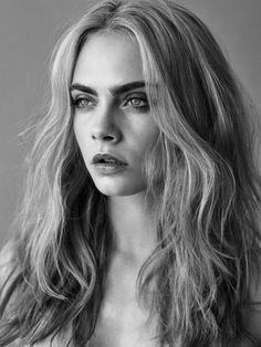 """Cara Delevingne in """"Changeling"""" for Esquire UK, September 2016  Photographed by Simon Emmett"""