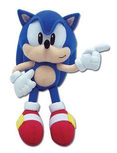 GE Animation Sonic the Hedgehog: Classic Sonic Plush Great Eastern http://www.amazon.com/dp/B00292T6HA/ref=cm_sw_r_pi_dp_bTg3tb0ZHCF9QC76