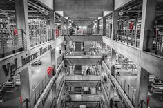 Robert Emmerich - 66 Academic library at the Technical University of Berlin - Germany      http://easyskillzeurasia.in
