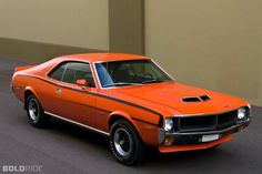 1970 AMC Javelin SST/MarkDonahue edition, RamAir 390 TwinGrip axle and Special Handling Package. Amc Javelin, Muscle Cars Vintage, Vintage Cars, Pony Car, Jeep, Engine Swap, American Motors, Us Cars, Sport Cars