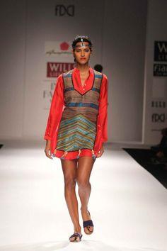Wills Lifestyle Fashion Week Spring/Summer 2013: Anupamaa by Anupama Dayal