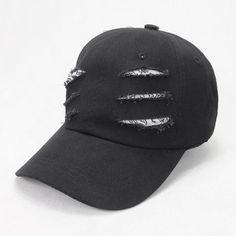 221e8b53a9e Distressed Dad Hat Casquette Baseball