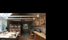Arkitekt Leif Larsen, Atelier & Tegnestue