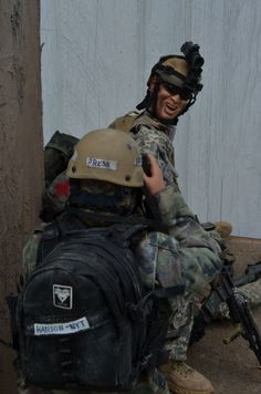 Modern War (1990s to Present) MEDIC!! - Somewhere in the Helmand Province - OSW: One Sixth Warrior Forum