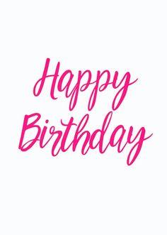 Birthday Wishes, Happy Birthday, Writing, Cards, Party, Happy Brithday, Special Birthday Wishes, Urari La Multi Ani, Happy Birthday Funny