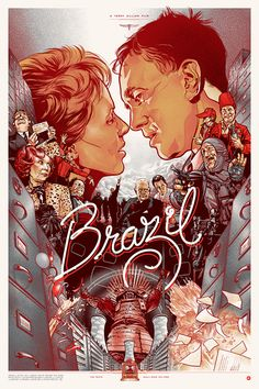 "Terry Gilliam's ""Brazil"" : Martin Ansin, Illustrator 