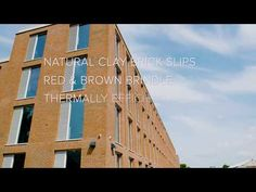 The Union - Student Accommodation Leamington Spa - Glenn Howells Brick Facade, Storage Facility, Facades, Multi Story Building, Spa, Student, Nature, Life, College Students
