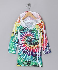 Tie Dye and comfy!