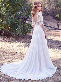 Darcy brudklänning från Maggie Sottero