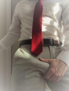 Suit and bulge love — theslinkerthings:   Horny as hell today after a...